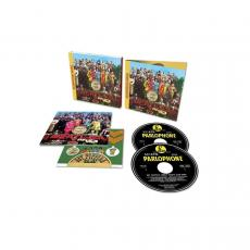 / Beatles, The - Sgt Pepper\'s Lonely Hearts (deluxe 2 CD)
