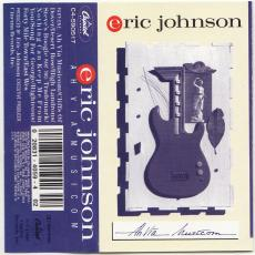 Johnson, Eric - Ah Via Musicom