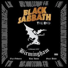 Black Sabbath - The End: Live In Birmingham 2017 (2 CD)