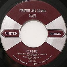 Ferrante And Teicher - Exodus / Twilight