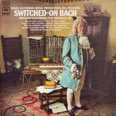 Carlos, Walter - Switched-on Bach