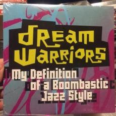 Dream Warriors - Blackfriday2017 - My Definition Of A Boombastic Jazz Style / Wash Your Face In My Sink