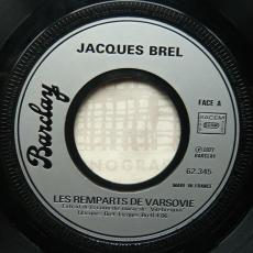 Brel, Jacques - Les Remparts De Varsovie