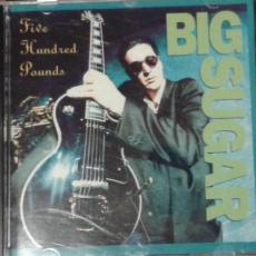 Big Sugar - Five Hundred Pounds