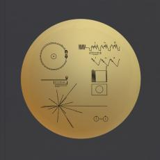 Various - The Voyager Golden Record (2 CD + Deluxe Hardcover Book)