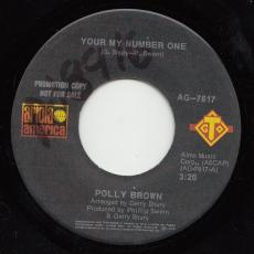 Brown, Polly - You\'re My Number One  ( Promo )