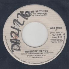 Doobie Brothers, The - Dependin\' On You