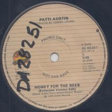 Austin, Patti - Honey For The Bees  ( Promo )