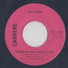 Hot Blood - Terror On The Dancefloor