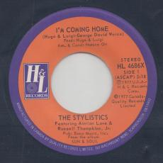 Stylistics, The - I\'m Coming Home