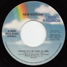 New Edition - You\'re Not My Kind Of Girl
