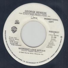Benson, George - Midnight Love Affair  ( Promo )