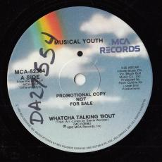 Musical Youth - Watcha Talking \'bout  ( Promo )