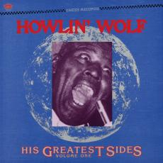 // Howlin\' Wolf - His Greatest Sides, Vol. One (red Vinyl / Ltd)