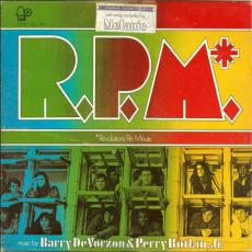 Devorzon, Barry & Botkin Jr., Perry - R.P.M. ( The Original Motion Picture Soundtrack )