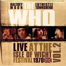 Who - 2018rsd - Live At The Isle Of Wight Vol.2 (white Vinyl)