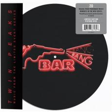 Variés - Rsd2018 - Twin Peaks ( Music From The Limited Event Series ) (2lp Picture Disc Edition, In Gatefold Pvc Sleeve)