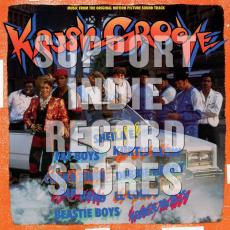Various - Rsd2018 - Krush Groove (colour Vinyl / Import)