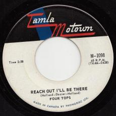 Four Tops - Reach Out I\'ll Be There