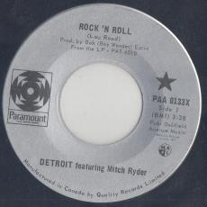 Detroit & Mitch Ryder - Rock \'n Roll