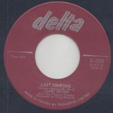 Brown, James & The Famous Flames - Lost Someone