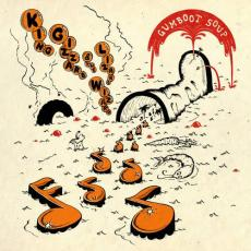 King Gizzard & The Lizard Wizard - Gumboot Soup (orange With Black Splatrer And Red Colored Vinyl + Download)