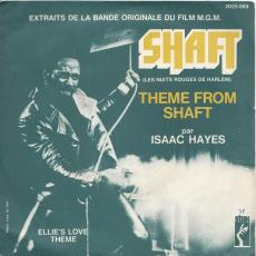 Hayes, Isaac - Theme From \'\'shaft\'\' [ Picture Sleeve ]