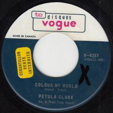 Clark, Petula - Color My World