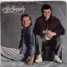 Air Supply - Just As I Am  ( Picture Sleeve )