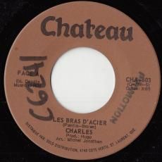 Charles (quebec) - Les Bras D\'acier (working For The Man)
