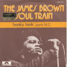 Brown, James  ( The James Brown Soul Train ) - Honky Tonk  ( France Pressing )