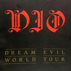 Dio, Ronnie James - Dream Evil : World Tour 1987 ( Show Programme)
