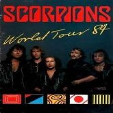 Scorpions - Love At First Sting World Tour 1984 ( Programme )