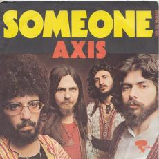 Axis ( Greece ) - Someone ( France Pressing )