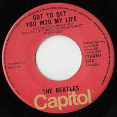 Beatles, The - Got To Get You Into My Life ( Reissue )