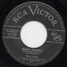 Como, Perry & The Ray Charles Singers - Magic Moments