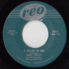 Charles, Jimmy & The Revelletts - A Million To One