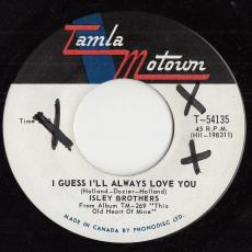 Isley Brothers - I Guess I\'ll Always Love You