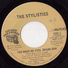 Stylistics, The - You Make Me Feel Brand New