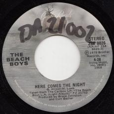 Beach Boys, The - Here Comes The Night