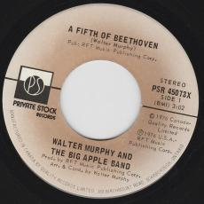 Murphy, Walter & The Big Apple Band - A Fifth Of Beethoven