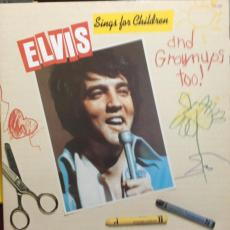 Presley, Elvis - Elvis Sings For Children And Grownups Too !