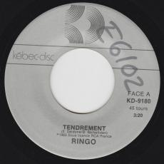 Ringo  ( Guy Bayle ) - Tendrement