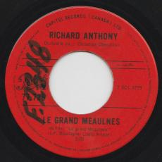 Anthony, Richard - Le Grand Meaulnes