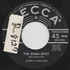 Sherwood, Roberta - What Does It Matter? / The Sham Rock