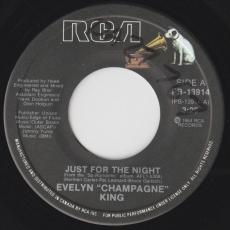 King, Evelyne Champagne - Just For The Night