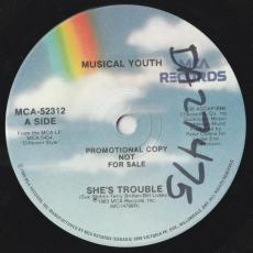 Musical Youth - She\'s Trouble  [ Promo ]