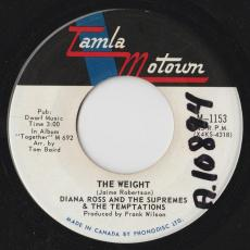 Ross, Diana & The Supremes & The Temptations - The Weight