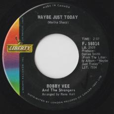 Vee, Bobby & The Strangers - Maybe Just Today