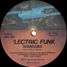 \'lectric Funk - Shanghaied / Sweet Sensations